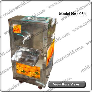 We Manufacture Best Quality Orange Juicer Machine From Vijayawada
