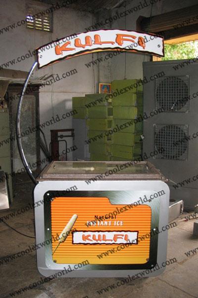 how to make kulfi machine